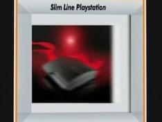 Slim line Playstation