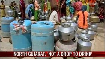 Video : North Gujarat: 'Not a drop to drink'