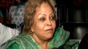 Video : Women's Bill has problems: Vice Prez's wife