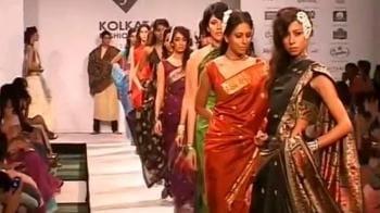 Video : Nandana Sen walks the ramp