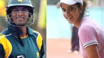 Video : Sub-continent's first sporting couple