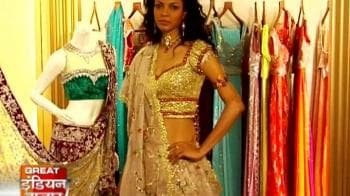 Videos : Latest trends for the Indian bride and groom