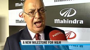 Video : M&M's ambitious expansion plans