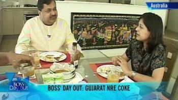 Video : Boss' Day Out: Gujarat NRE Coke
