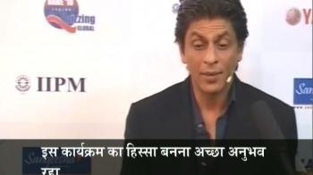 Videos : SRK, Bipasha on Glamour Show