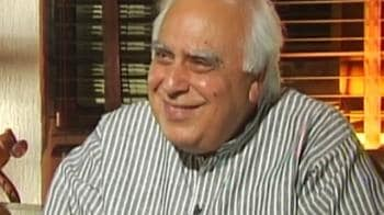 Video : There is shortage of 5 lakh teachers: Sibal