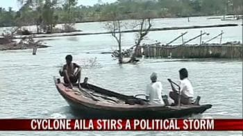 Video : Kolkata pitches in to help Aila victims