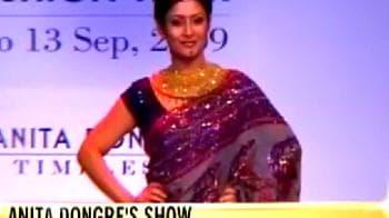 Video : Rimi Sen turns muse for Anita