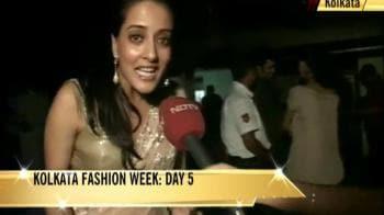 Video : Raima Sen's take on fashion