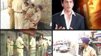Nervous cinemas restart bookings for SRK's film