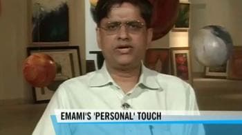 Video : Emami on acquisition spree