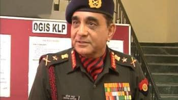 Video : Can't rule out 26/11-type attacks: Army chief