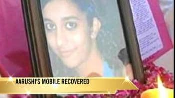 Video : Delhi Police recovers Aarushi's mobile from Bulandshahr