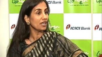 Video : Chanda Kochar on ICICI results