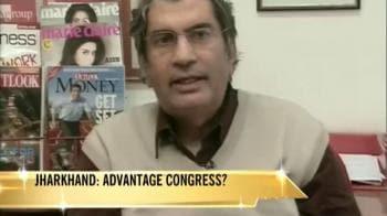Video : Congress might form govt: Vinod Mehta