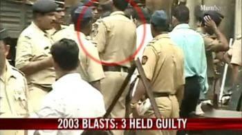 Video : Mumbai blasts accused held guilty