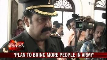 Video : 'Plan to bring more people in army'