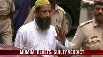 Video : Mumbai twin blasts: Terror couple guilty
