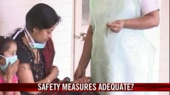 Video : Swine flu: Does India have adequate safety measures?