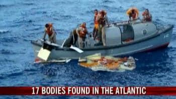 Video : Air France crash: 15 more bodies found