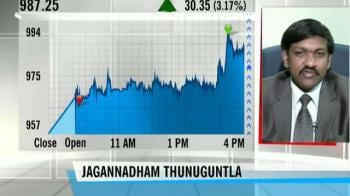 Video : Sensex gains 230 points in broad rally