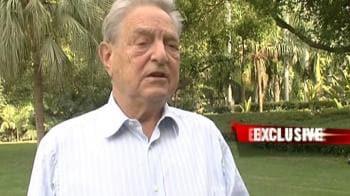 Video : George Soros on financial regulation
