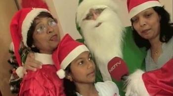 Video : Meet Pune's santarines