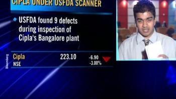 Video : Cipla under USFDA scanner