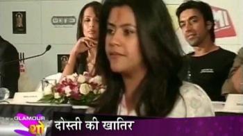 Video : The Ekta-Prachi dostana