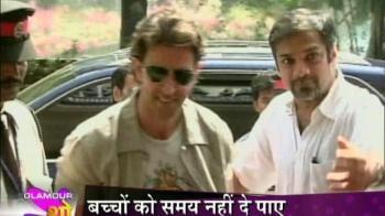 Videos : Why is Hrithik sad?