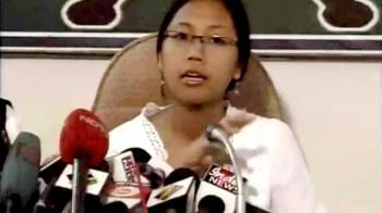 Video : Agatha Sangma on her new responsibilities