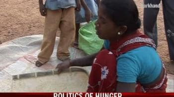 Video : Politics of hunger at play in Jharkhand