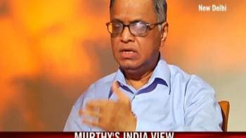 Video : Narayana Murthy pens his thoughts