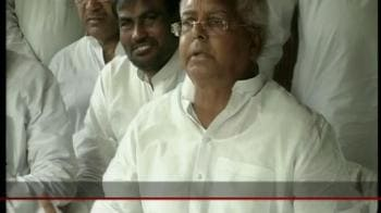 Video : PM to be decided through consensus: Lalu
