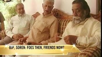 Video : Will BJP back Shibu Soren as Jharkhand CM?