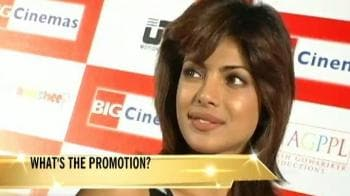 Video : Priyanka Chopra gets a makeover