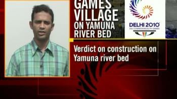 Video : Will construction of Commonwealth Games village go on?