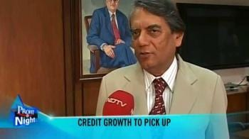 Video : Credit growth to pick up: Rakesh Mohan