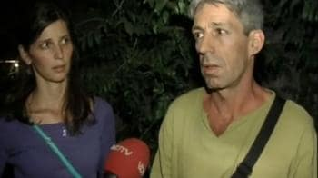 Video : Pune blast: Foreigners vow to stay back