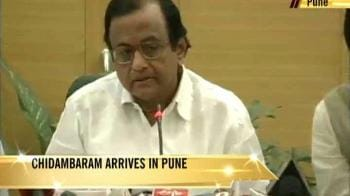 Video : No intelligence failure in Pune: Chidambaram