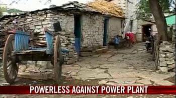 Video : Powerless against power plant