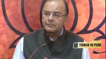 Video : Govt has taken a U-turn on talks with Pak: BJP