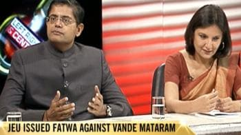 Video : Vande Mataram vs Fatwa politics