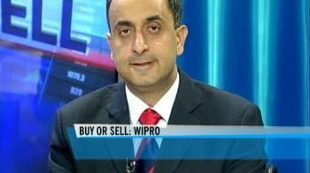Video : Wipro Q4 net profit at Rs 910 cr
