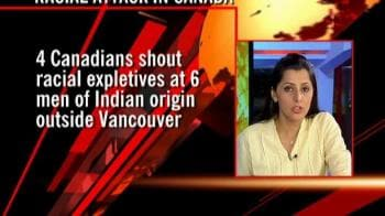 Video : Racist attacks in Canada
