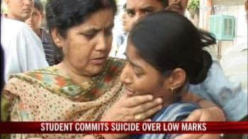 Video : Student commits suicide after poor exam results