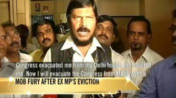 Video : Mob fury after ex-MP's eviction