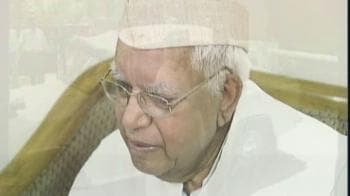 Video : Who will replace Tiwari as Andhra Governor?