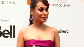 Video : All the action from Toronto Film Fest
