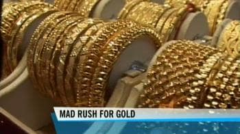 Video : Festive season driving gold demand to a new high